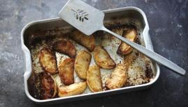 Roast Celeriac with Marsala