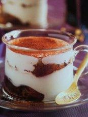 Tiramisu Teacups