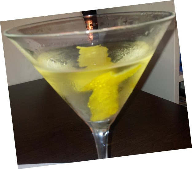Gin and French Cocktail